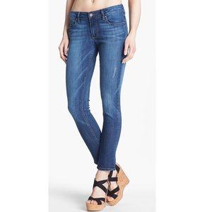 EUC PAIGE Skyline Ankle Peg Penelope Jeans